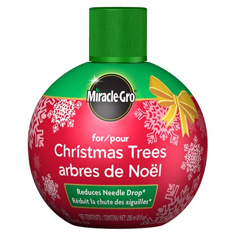 miracle gro quot miracle gro quot fertilizer for christmas trees