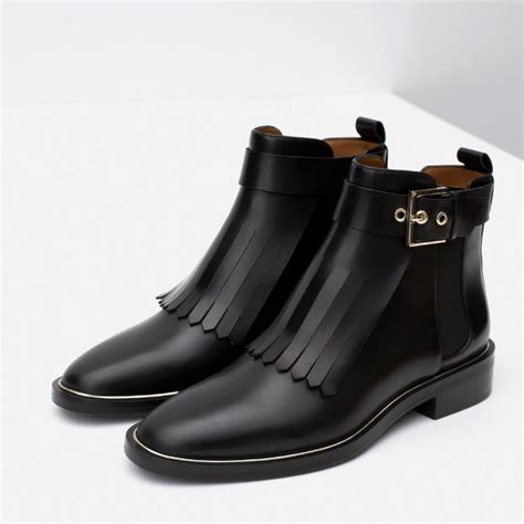 Black Master Boots Zara Brown Doff by 25 Best Ideas About Leather Boots On Winter