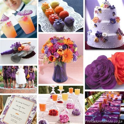 what goes good with purple what color flowers go with lapis dark purple weddingbee