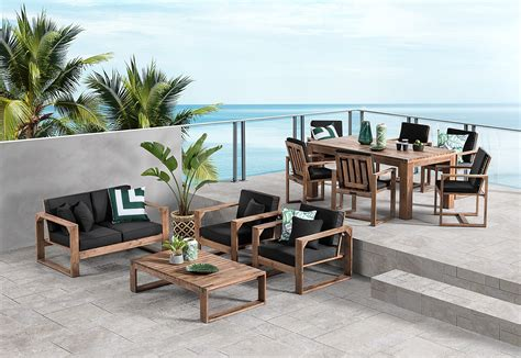 outdoor furniture market global insights and trends 2018