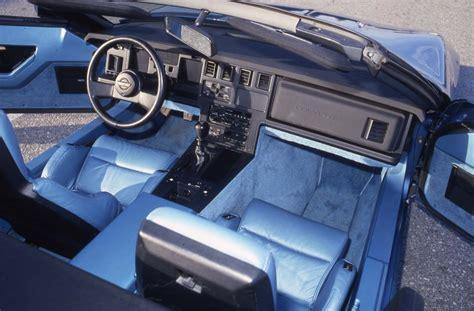 C4 Corvette Interior Upgrades by View Size