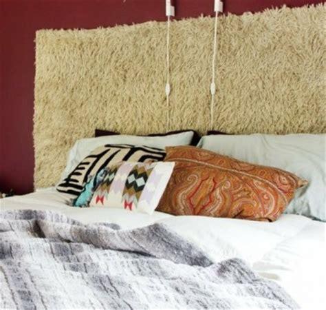 kissen für kopfteil bett wohnzimmer schwarz grau