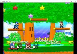super smash flash     pc
