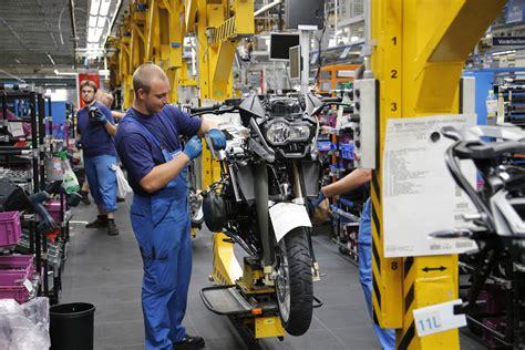 Bmw Motorräder Werk Berlin by Bmw Werk Berlin Werksf 252 Hrung Motorrad Fotos Motorrad