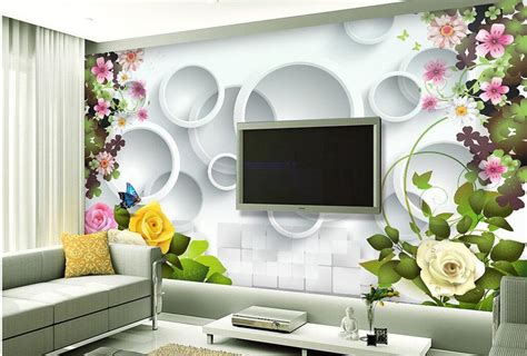 fantastic  wallpaper  tv wall units