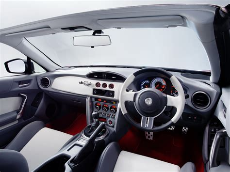 Toyota Ft 86 Interior by 2013 Toyota Ft 86 Open Concept Jp Spec Convertible Interior F Wallpaper 2048x1536 171049