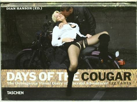 libro liz earls days of days of the cougar el p 233 ndulo