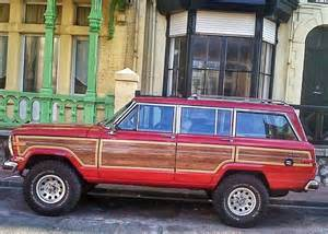 89 Jeep Wagoneer 89 Grand Wagoneer Colorado Colour The Jeep Heritage