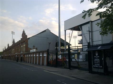 Getting To Craven Cottage by Craven Cottage Stadiony Net