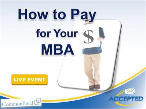 How To Pay For Your Mba by B School Is Not Cheap What Are You Going To Do About It