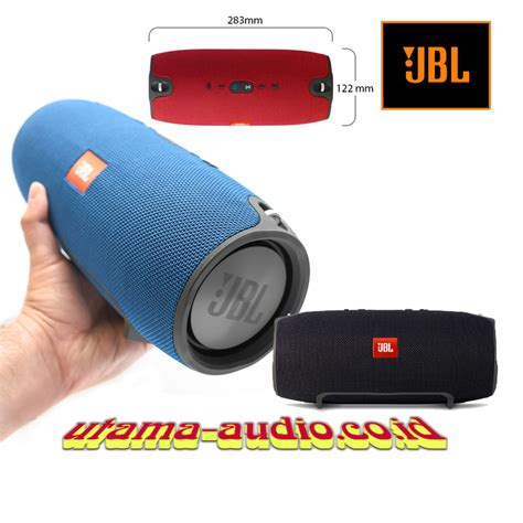 Jbl Xtreme Murah jual jbl xtreme portable speaker bluetooth battery up to 15 hours utama audio