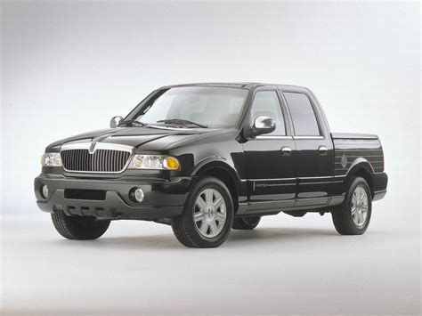 2001 2002 lincoln blackwood review top speed