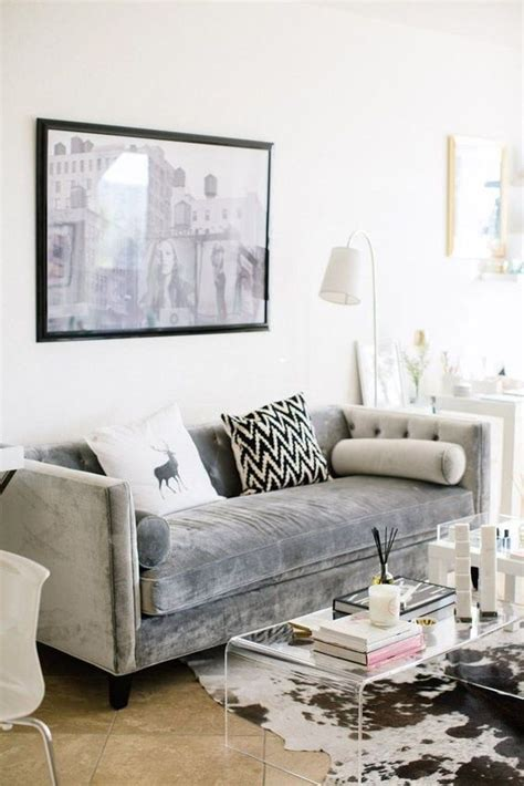apartment therapy coffee table 2016 decor trends loco for lucite the well appointed house living the well