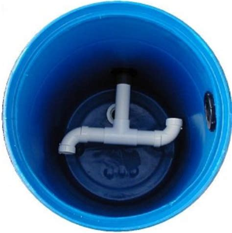 cara membuat filter air dari ember cara membuat filter kolam ikan koi yang baik dan benar
