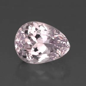 Pink Kunzite Afganistan 6 95ct 9 2ct light pink kunzite gem from afghanistan and