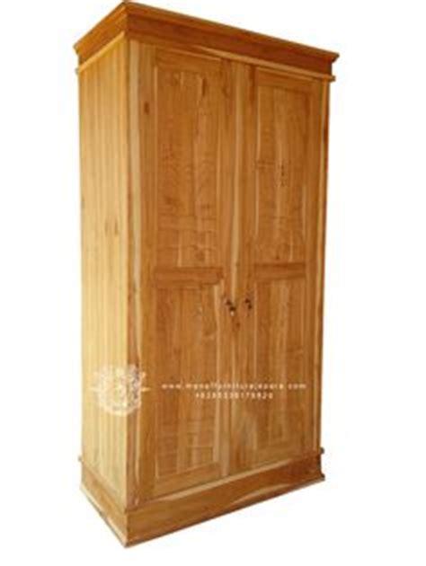Almari Lemari Pakaian Laci Pintu 2 Minimalis Teak Furniture 1000 images about armoire on armoire