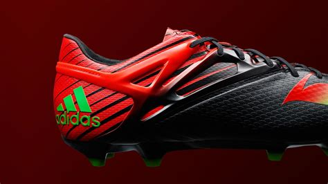 new adidas football shoes striking adidas messi 2015 2016 boots released footy