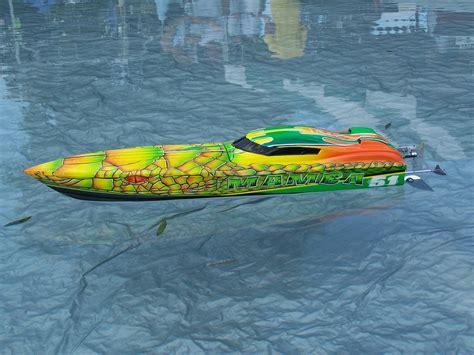 crazy fast rc boats announcment mamba 4 sale