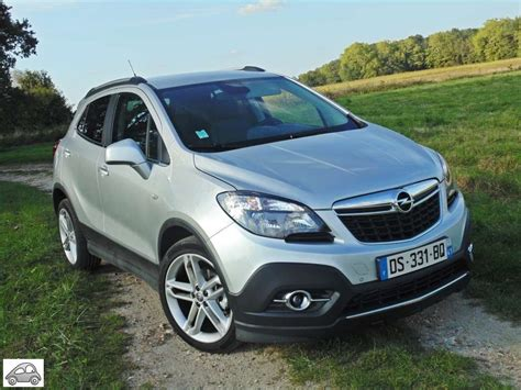 opel cosmo achat opel mokka cosmo pack 1 6 cdti ecoflex d occasion
