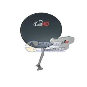 dish network dishes and lnbs solid signal