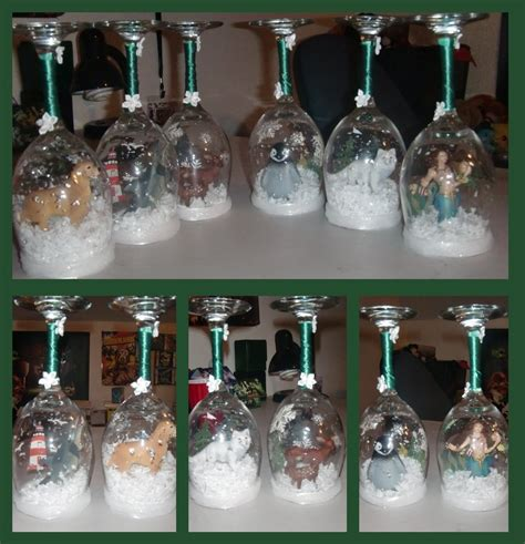 wine glass craft projects wine glass crafts find craft ideas