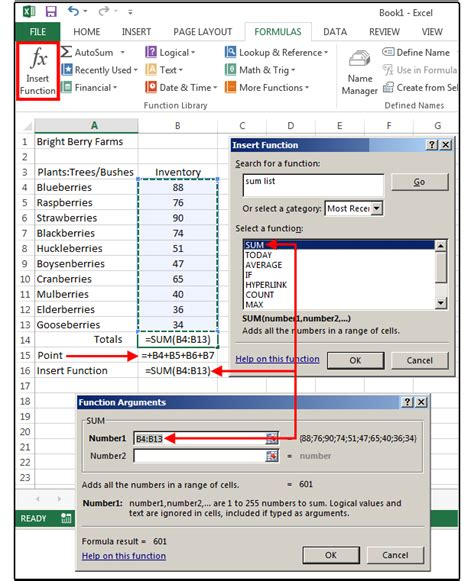 Excel Spreadsheet Formulas List by Your Excel Formulas Sheet 15 Tips For Calculations