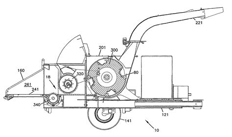 wood chipper diagram patent us8684291 system for controlling the position of