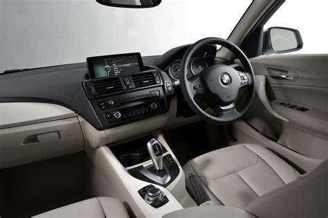 bmw 116i interior bmw 116i fashionista interior indian autos