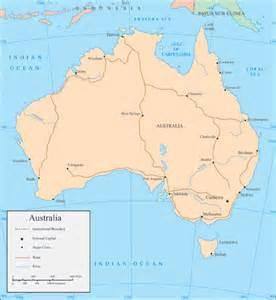 australia river map australia vector maps