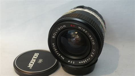 Miranda Shoo Kuda 2 In 1 Review soligor 1 2 8 f 28mm 21 versions