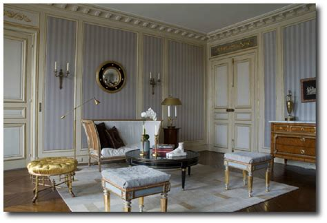 Louis Xvi Interior by Rococo Revisited