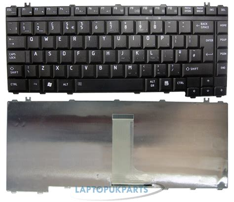 Keyboard Laptop Toshiba L300 new for toshiba satellite l300 145 notebook laptop black keyboard uk layout 163 175 28 picclick uk