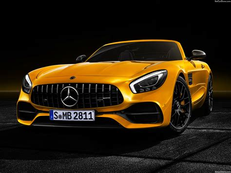 Mercedes 2019 Sports Car by Mercedes Amg Gt S Roadster 2019 Pictures