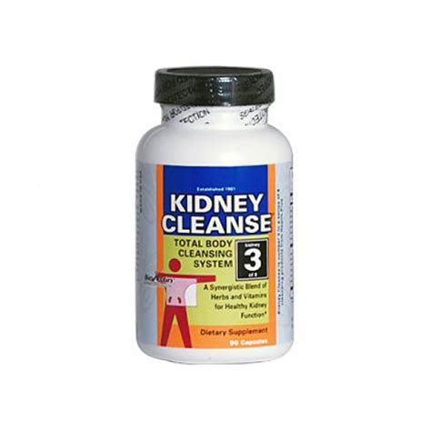 Herbs Detox Kidney by Health Plus Kidney Cleanse 90 Capsules The