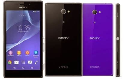 Hp Sony Xperia M2 Dual Sim daftar hp android harga 3 jutaan oktober 2015 harga smartphone terbaru