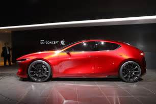 why the three questions for the mazda s