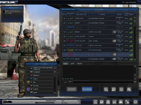 mod game thailand pb point blank thailand server point blank thailand