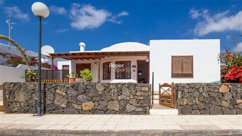 lanzarote villas for sale roper properties property houses apartments villas for