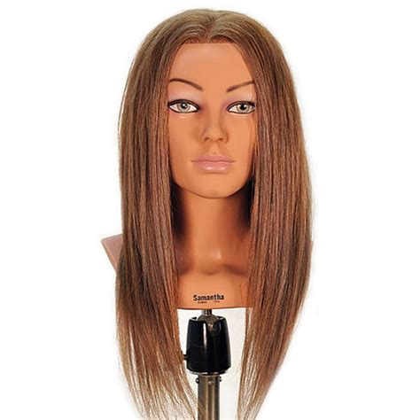 100 Human Hair Mannequin Heads by 23 Quot Competition 100 Human Hair