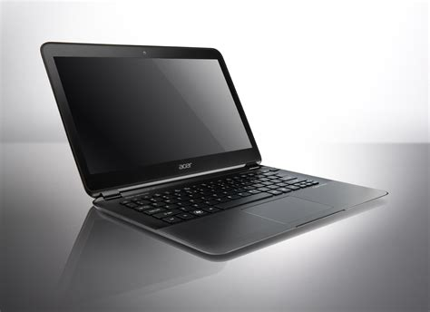 Laptop Acer Ultrabook acer launches aspire s5 world s thinnest ultrabook costs 1 399