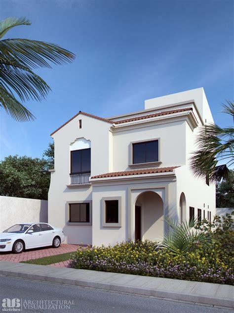 spanish villa style homes new spanish villa design renderings mediterranean
