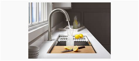 prolific stainless steel kitchen sink prolific mount stainless steel sink with accessories
