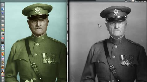 colorize black and white photos how to colorize black and white photos with gimp and g