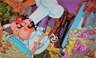 il cuoco pasticcione testo uao