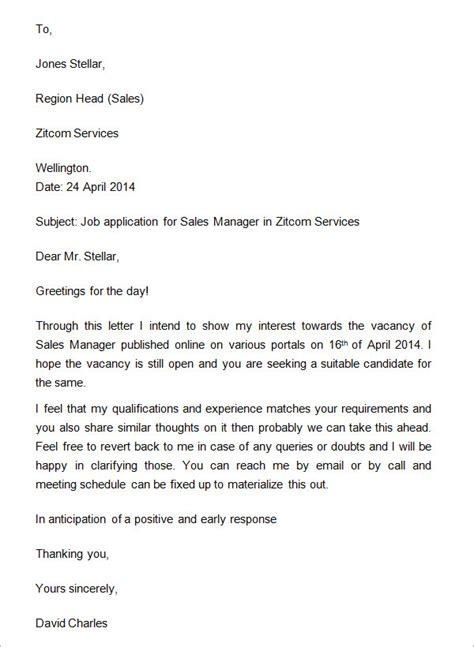 formal business letter template business letters format 15 free documents in