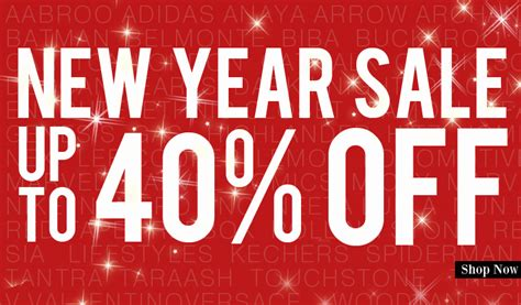 new year by the sales new year sale norwin s store