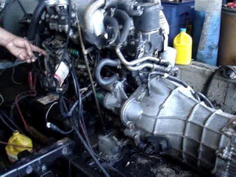 isuzu 4jb1 turbo 100208 youtube