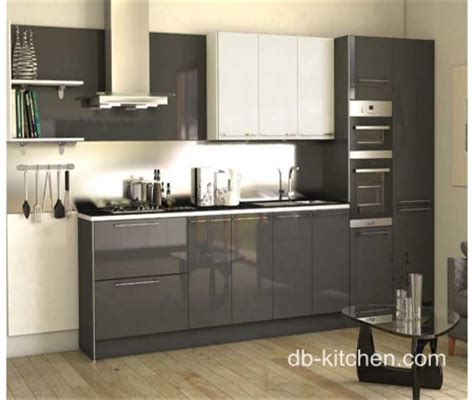 high gloss acrylic kitchen cabinets high gloss acrylic grey custom modern kitchen cabinet
