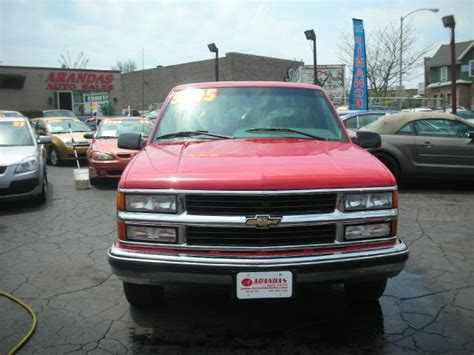 car engine manuals 1996 chevrolet g series 1500 interior lighting 1996 chevrolet c k 1500 series 2wd ext cab manual details milwaukee wi 53215