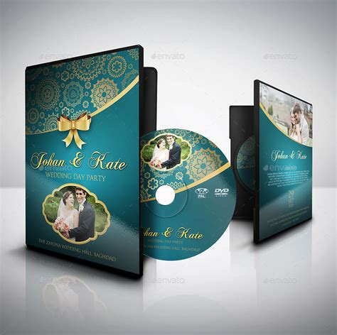 wedding dvd cover template wedding bundle vol 1 by owpictures graphicriver